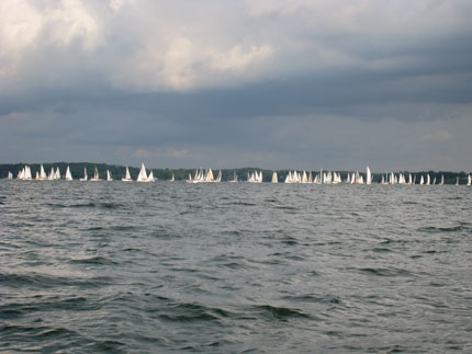 Lake Minnetonka Sailing Regatta