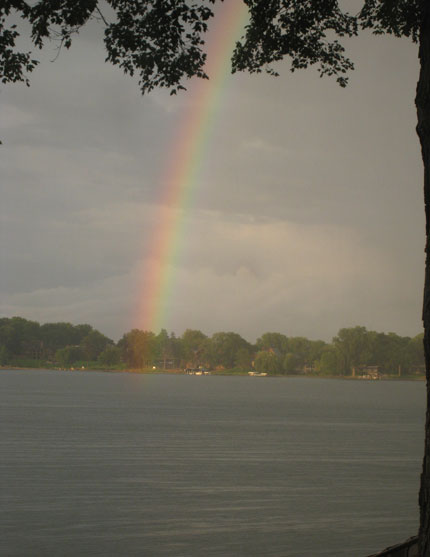 Lake Minnetonka Rainbow