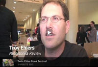 Editor Troy Ehlers Interviewed on 3-minute egg