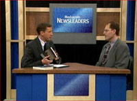 Editor Troy Ehlers Interviewed on Mediacom